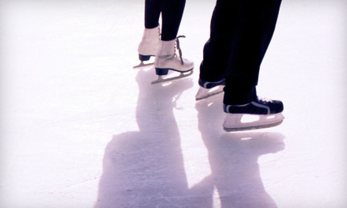 Suburban Ice Macomb - Macomb: 10 Ice-Skating Outings or Weekly Learn to Skate Lessons at Suburban Ice Macomb (Up to 51% Off)