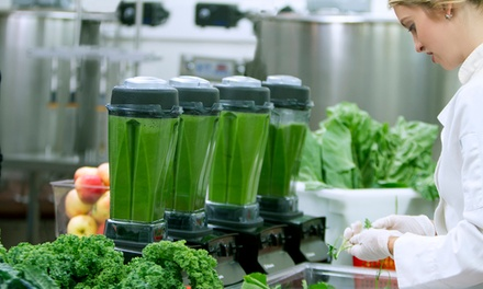 One, Three, or Five Day Low-Sugar Juice Cleanse from Chef V (Up to 69% Off)