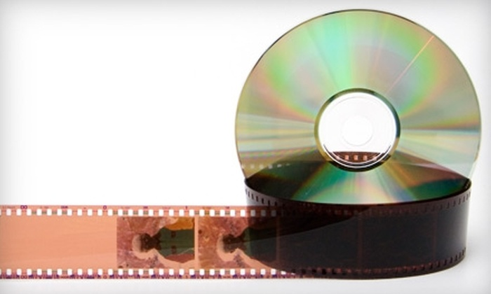 King Tapes - Downtown Mesa: $29 for Five Videotape-to-DVD Transfers at King Tapes in Mesa