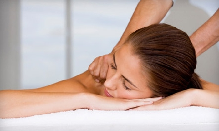 Keep in Touch Massage - Uptown: $39 for a One-Hour Therapeutic Massage and Water Bottle at Keep in Touch Massage ($79 Value)