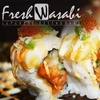 Half Off Sushi at Fresh Wasabi