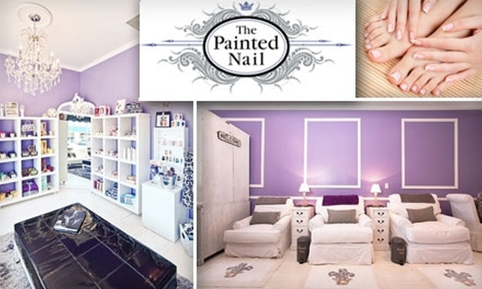 The Painted Nail - Studio City: $35 for a Sorbet Sugar Mama Mani-Pedi and 10% Off Purchases at The Painted Nail Boutique ($70 Value)