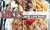 Mike's New York Diner - CLOSED - Henrietta: $10 for $20 Worth of Classic Diner Fare and Drinks at Mike's New York Diner
