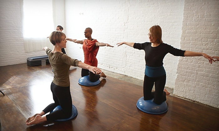 Studio Maya - Prospect Heights: 5, 10, or 20 Fitness Classes or a One-Year Membership at Studio Maya in Brooklyn