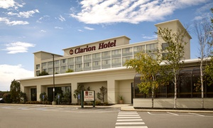 Member Pricing: Hotel near Columbia River at Clarion Hotel Portland Airport, plus 6.0% Cash Back from Ebates.