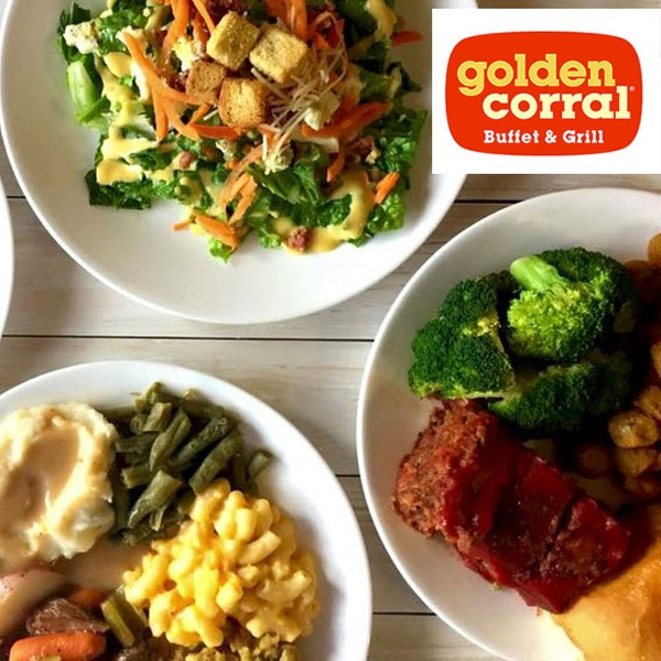 picture about Coupon for Golden Corral Buffet Printable identified as Golden Corral