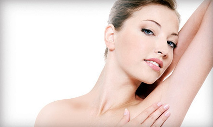 Medical Beauty - Multiple Locations: Twelve Laser Hair-Removal Treatments at Medical Beauty in North Miami Beach (Up to 96% Off). Three Options Available.
