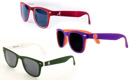 NCAA Foldable Sunglasses