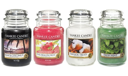 Yankee Candle Jar: One $25 or Two $45 Don't Pay up to $99.9