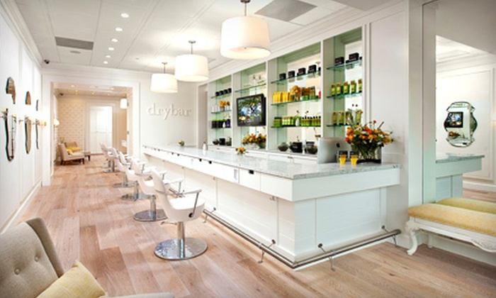 Drybar Atlanta - Buckhead Triangle,Buckhead Village,Mayfair: $20 for a Styling Package with Shampoo, Blowout, and a Scalp Massage at Drybar ($45 Value)