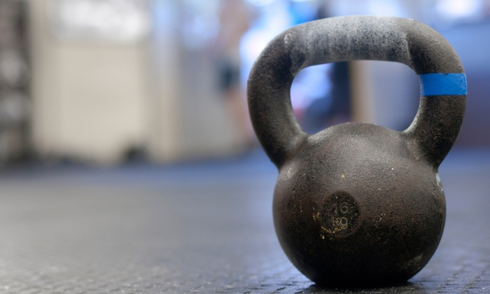 Training at Maximum Effort  - Coral Way: 5 or 10 Kettlebell Bootcamp Classes from Training at Maximum Effort (Up to 83% Off)