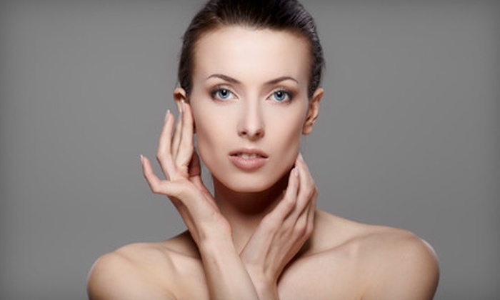 Elizabeth Adam Salon and Day Spa - Near North Side: $99 for Three Revitalight Facial Treatments at Elizabeth Adam Salon and Day Spa ($300 Value)