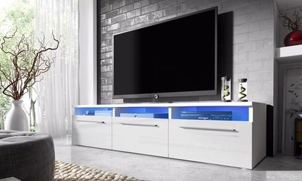 Lavello TV-Schrank mit LED in der Farbe nach Wahl