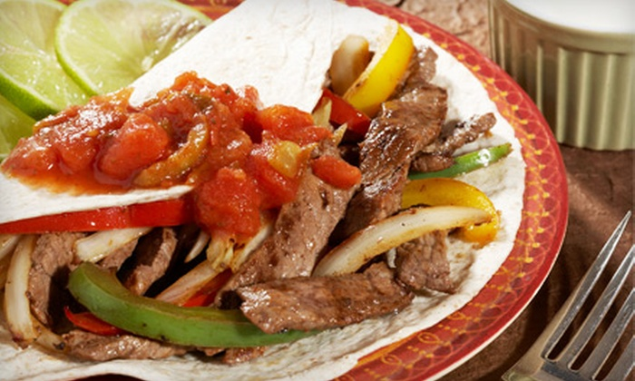 Don Julios - Grand Rapids: Mexican Meal Including Appetizers, Entrees, and Drinks for Two or Four at Don Julios