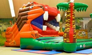 Pandino Kinderspielwelt: Eintritt für 1 Kind und 1 Erwachsenen in die Pandino Kinderspielwelt (36% sparen*)