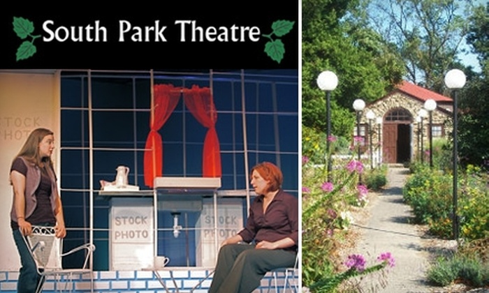 "South Park Theatre - South Park: $6 Ticket to ""Proof"" at South Park Theatre ($12 Value). Choose From Three Dates."