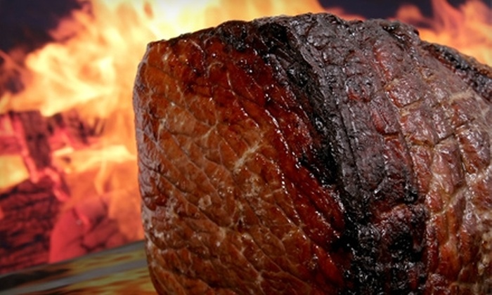 Bender's BBQ Pit - Hearth Stone: $5 for $10 Worth of Barbecue Fare at Bender's BBQ Pit