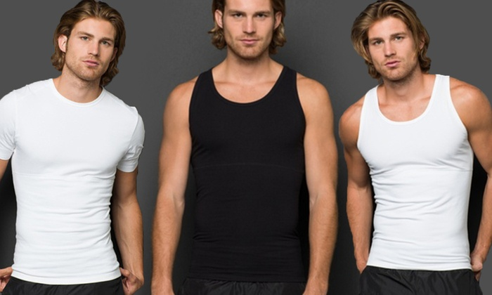 Powerbody Men's Compression Shirts (2-Pack)