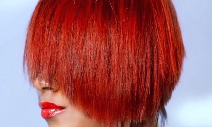 Clipped by Roshanna Salon & Beauty Bar - Northwest Harris: Style with Short Haircut or Partial Highlight at Clipped by Roshanna Salon & Beauty Bar (Up to 60% Off)