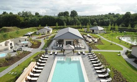 Tageseintritt für das Wellness  und Sauna Resort mit SPA Zeremonie und Sekt bei Monte Mare Bedburg (bis zu 32% sparen*)