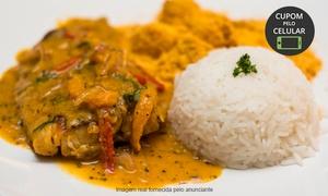 Trio Restaurante: Trio Restaurante - Ponta Negra: almoço ou jantar com entrada e prato principal para 2 pessoas