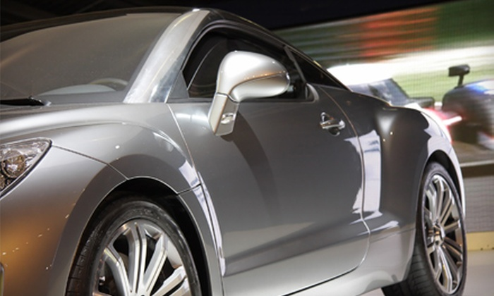 Clean Machine Car Wash  - Haverhill: $75 for The Ultimate Car Wash and The Works Auto-Detailing Package at Clean Machine Car Wash in Bradford ($140 Value)