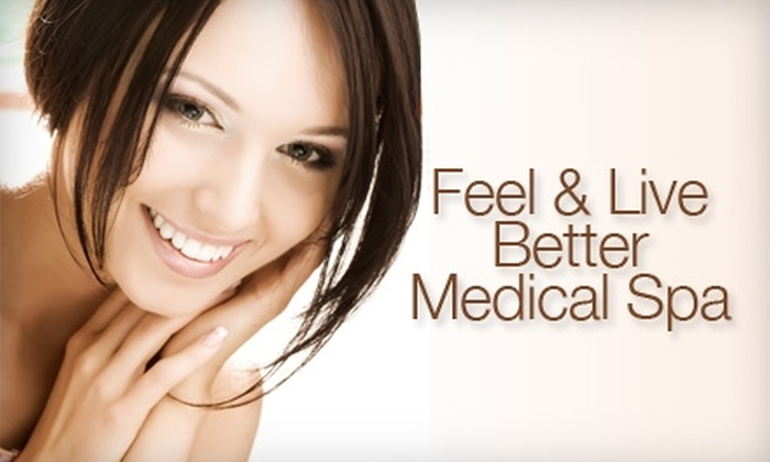 Feel and Live Better Medical Spa - Eldridge/ West Oaks: $149 Choice of Three Photofacials or Body Treatment (Up to $1,125 Value)