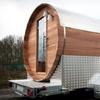 Mobiele Sauna voor een weekend