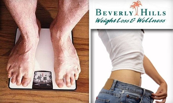 Beverly Hills Weight Loss & Wellness - Gateway: $98 for a Beverly Hills Weight Loss & Wellness Six-Week Trial Membership and Starter Kit ($248 Value)