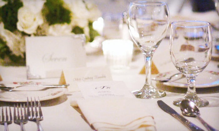 Rhode Island Wedding Group - Multiple Locations: $44 for All-Inclusive Outing for Two to Get Pink Bridal Show from Rhode Island Wedding Group ($88 Value)
