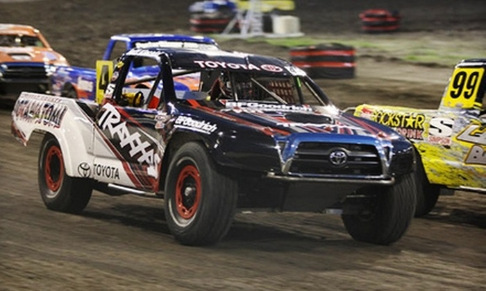 Traxxas TORC - Buchanan: One General-Admission Ticket Traxxas Off-Road at Red Bud MX. Two Options Available.