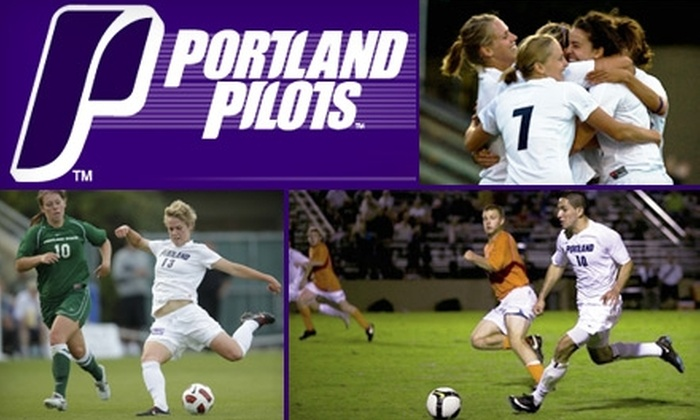University of Portland Pilots - University Park: $30 for 10 General-Admission Flex Tickets to Portland Pilots Soccer ($75 Value)
