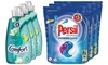 Persil and Comfort Conditioners