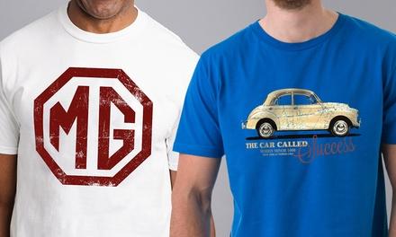 Camiseta Official MG Logo para hombres por 16,99 € (24% de descuento)