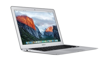 "Apple MacBook Air 13"" with 8GB RAM and 256GB HD (Scratch & Dent)"