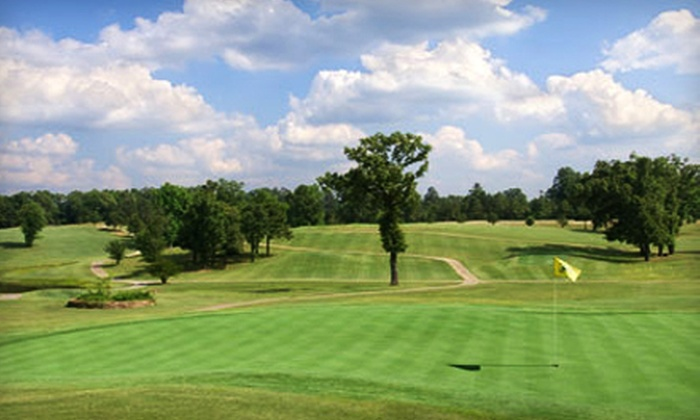 Glenwood Country Club - Glenwood: Golf Outing for Two or Golf Retreat for Two at Glenwood Country Club