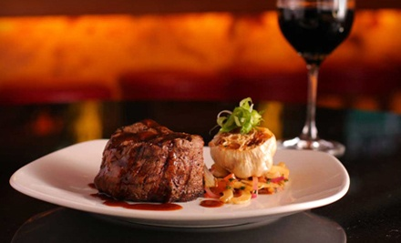 3-Course Prix Fixe Dinner with Wine Pairings for 1 (a $40 total value) - Makers Mark Bourbon House & Lounge in Kansas City