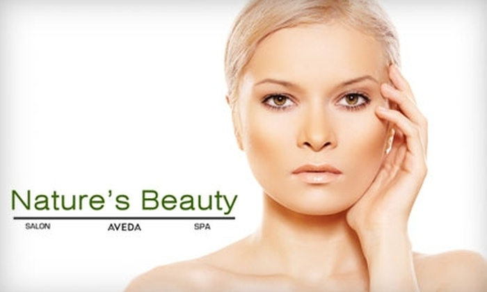 Nature's Beauty Solutions - Erie: $36 for a Divine Facial at Nature's Beauty Solutions ($72 Value)