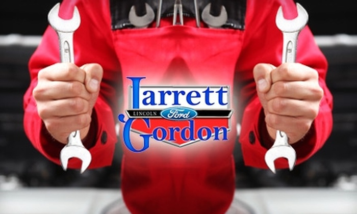 Jarrett-Gordon Ford Lincoln  - Ida Lake: $10 for an Oil Change, 32-Point Inspection, and Tire Rotation at Jarrett-Gordon Ford Lincoln