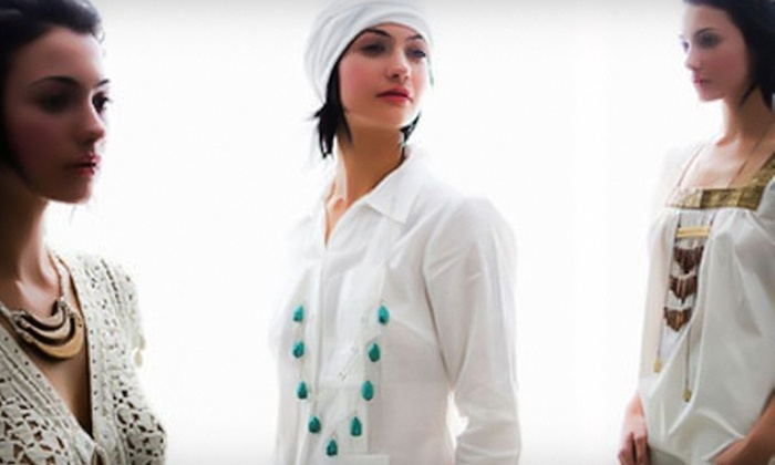 Promesse - Kirkland: $50 for $100 Worth of Woman's Apparel, Accessories, and More at Promesse in Kirkland