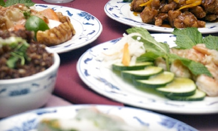 Jasmine Asian Cuisine - Denver: $10 for $20 Worth of Asian-Inspired Dinner Fare and Drinks at Jasmine Asian Cuisine in Englewood