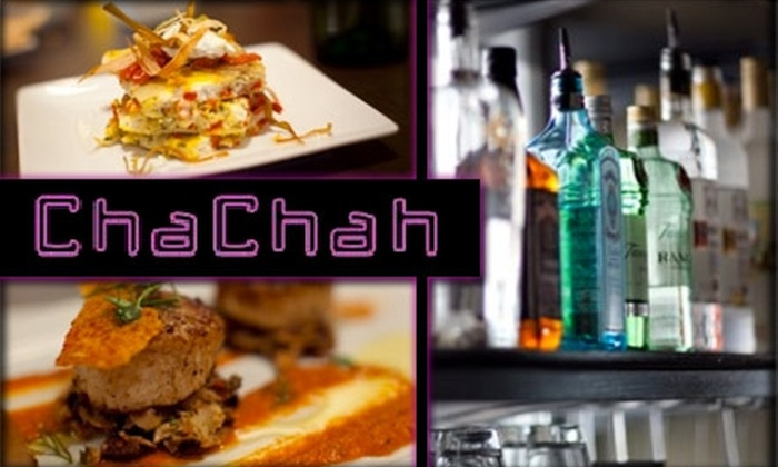 ChaChah - Bellmont/Hillsboro: $25 for $50 Worth of Tapas at ChaChah