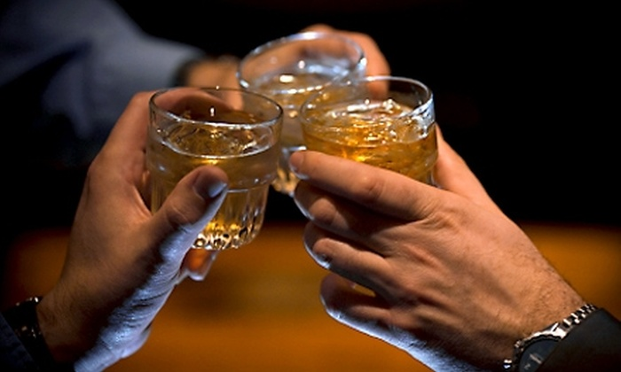 Whiskey Bar - Denver: $7 for $15 Worth of Whiskey, Microbrews, and More or Whiskey Tasting at Whiskey Bar