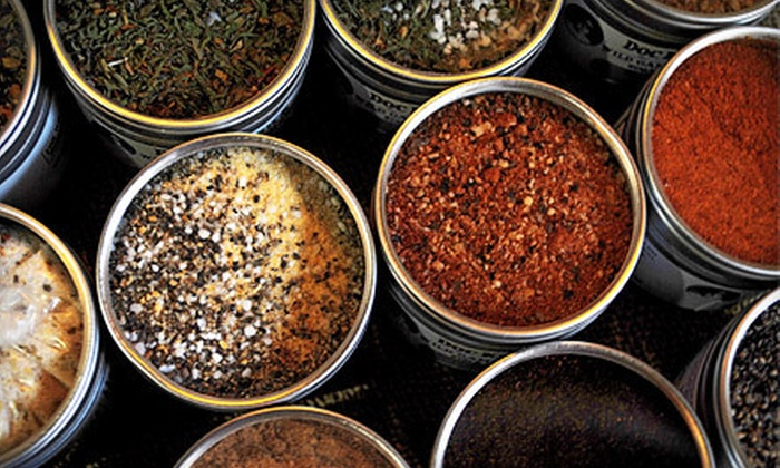 Doc Kendrick Spice Company - Multiple Locations: One Spice Set or $8 for $16 Worth of Spices and Rubs from Doc Kendrick Spice Company
