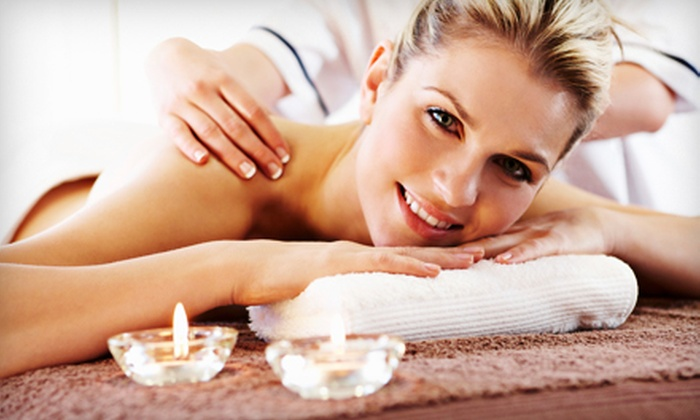 The Chocolate Day Spa - Costa Mesa: $99 for a Spa Package with Massage, Body Scrub, and Infrared Sauna Session at The Chocolate Day Spa (Up to $198 Value)