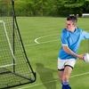 HomCom Rebounder Training Net