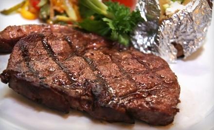 $30 Groupon to Jenny's Steak House - Jenny's Steak House in Frankfort