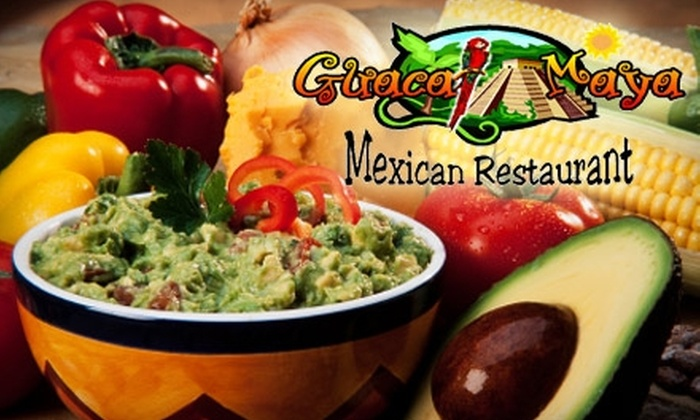 Guaca Maya - South Omaha: $10 for $20 Worth of Mexican Seafood & More at Guaca Maya