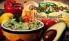 Guaca Maya - South Omaha: $10 for $20 Worth of Mexican Seafood & More at Guaca Maya