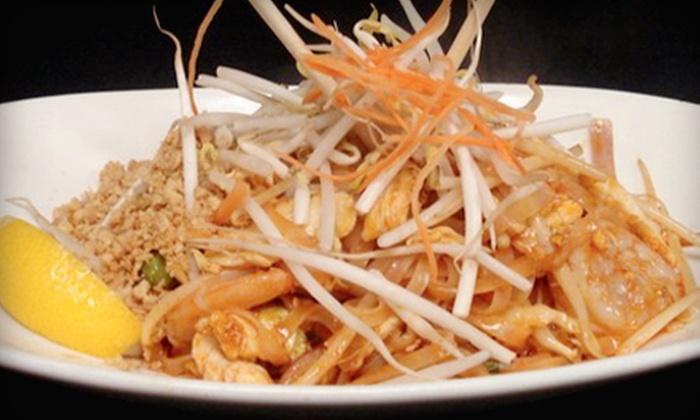 Sweet Basil Thai House - Mattydale: $12 for $25 Worth of Authentic Thai Cuisine at Sweet Basil Thai House in Mattydale
